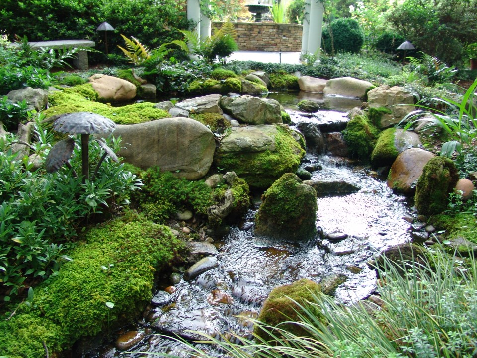 Water Features Creative Garden Spaces Gardens Containers