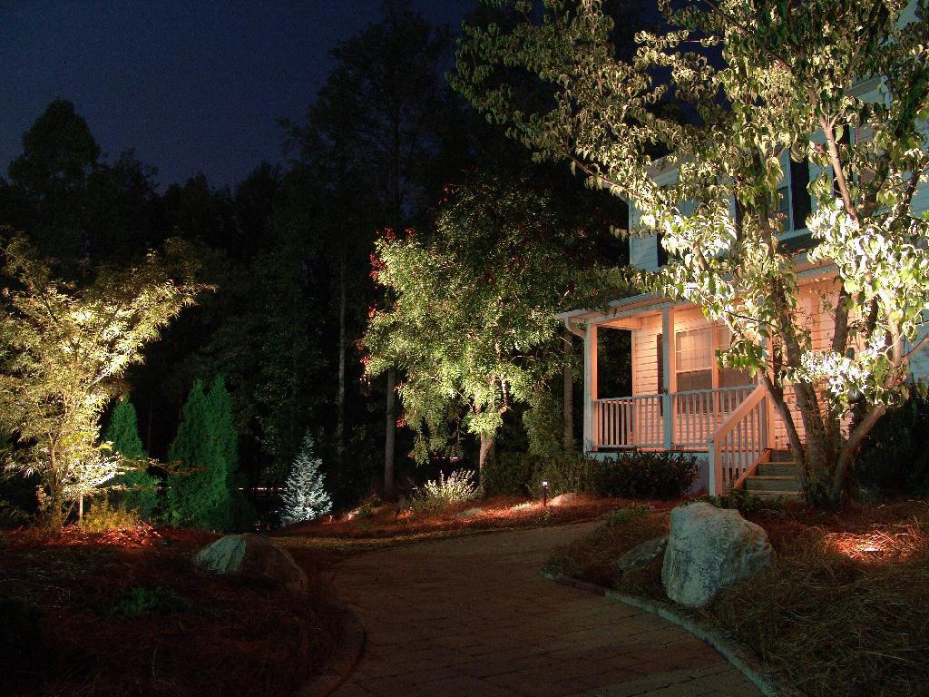 Night Lighting Creative Garden Es